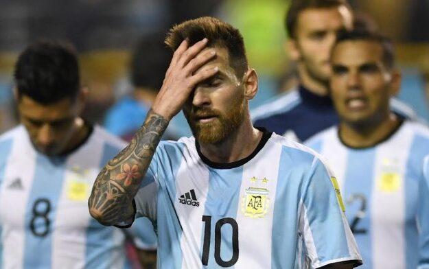 Barcelona bans Messi
