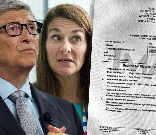 Bill Gates, Melinda French Gates Divorce Official