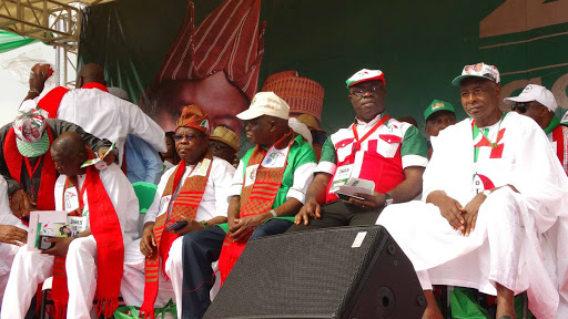 Breaking! APC chairman defects to PDP