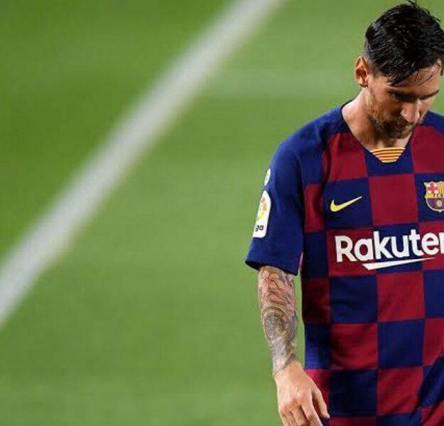 BREAKING: Lionel Messi Finally Leaves Barcelona