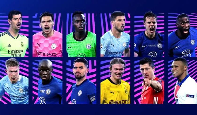 Chelsea, Man City Stars Dominate Champions League Player Award Nominations