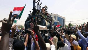Court Sentences Sudan Military Officers To Death For Killing Protesters