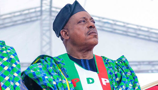 Crack in PDP, Seven national officers invoke vote-of-no-confidence on Secondus, resign