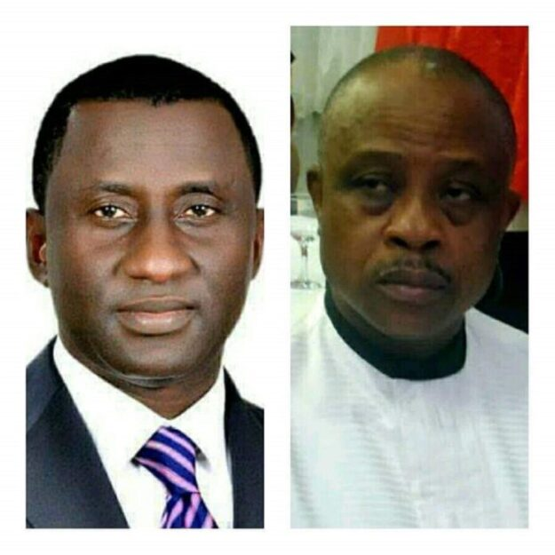 Emenike not suspended, Uche Ogah sponsored to destabilize APC in Abia – Party chairman