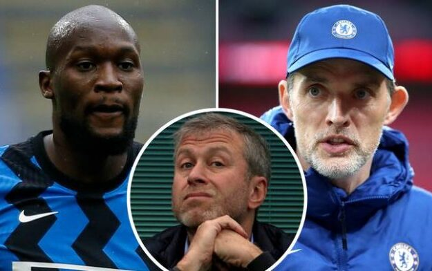 JUST IN: Chelsea are desperate to reunite with Lukaku as they prepare a new and improved bid