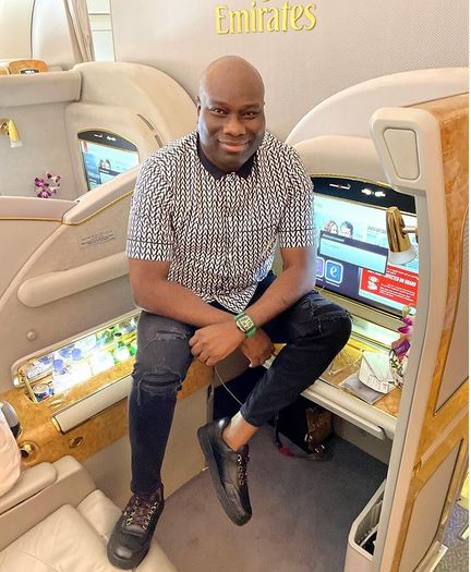 Mompha Rejoices As His Richard Mille Watch Increases In Value