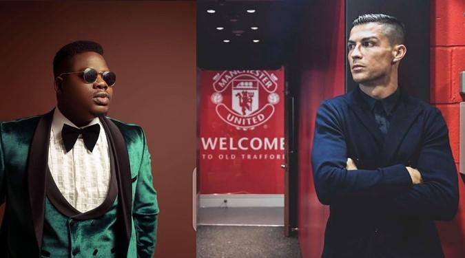Mr Macaroni Gift Fans 10 Man Utd Jerseys To Celebrate Cristiano Ronaldo's Return