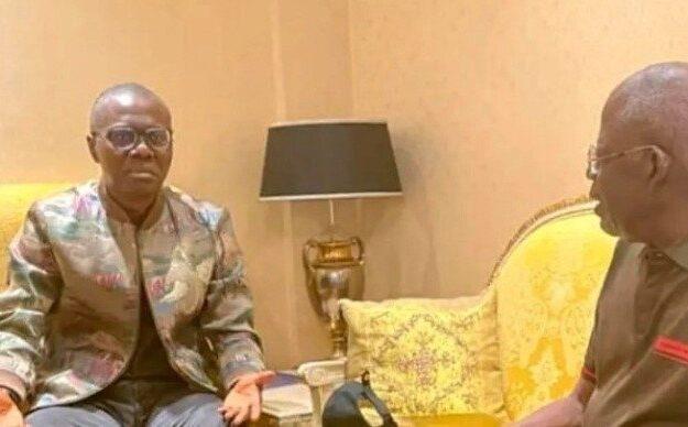 My photo with Tinubu dispels rumour about his health – Sanwo-Olu