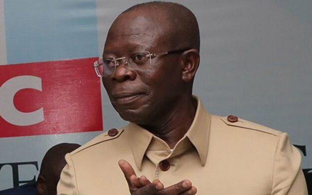 Oshiomhole condoles with Governor Abiodun