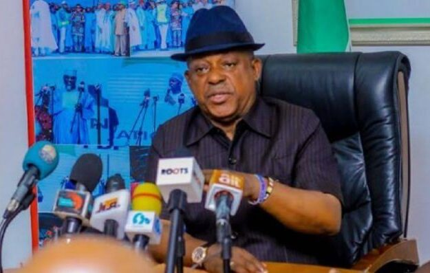 PDP governors divided over Secondus