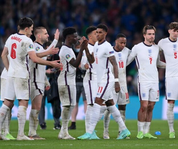 Police arrest 11 amid probe into hate comments about English footballers