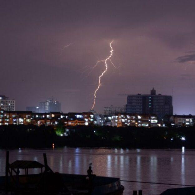 Shocker! Lightning Strikes Kill 16 People At Wedding Ceremony