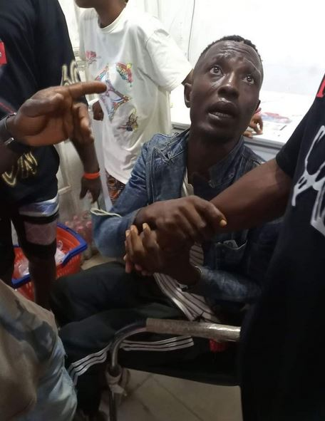 Suspected Thief Who Specialises In Stealing 'Expensive Biscuits' From Supermarkets Nabbed In Delta