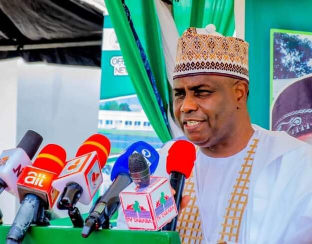 Tambuwal regrets resignation of 7 NWC from PDP, says Governors Forum not sleeping