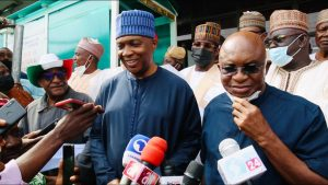 Uche Secondus: Details Of What PDP BoT Discussed Emerges