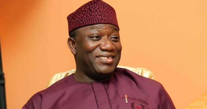 Fayemi urges Christian leaders not to relent in prayers for Nigeria