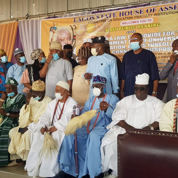 UNEDLAG: Epe/Oto-Awori rulers jostle on main location