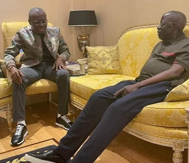 What I discussed with Tinubu in London – Sanwo-Olu