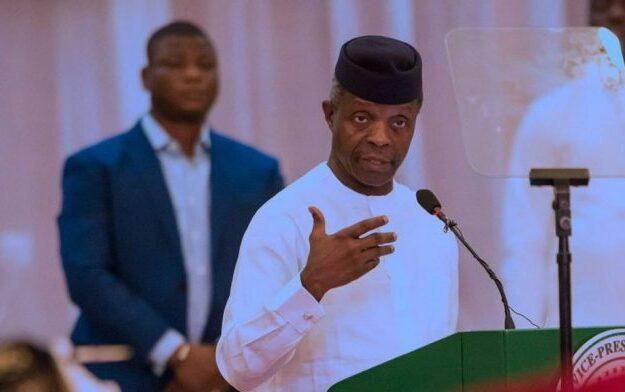 2023: First APC gov to endorse Osinbajo presidency speaks