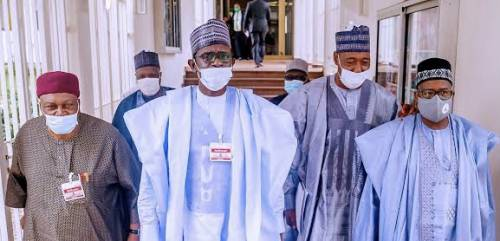 2023: Fresh twist as Northern govs reject calls for power shift to South