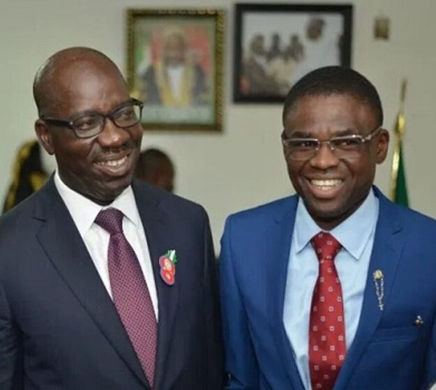 3 Smart political comments Obaseki's deputy made about alleged plot to dump PDP