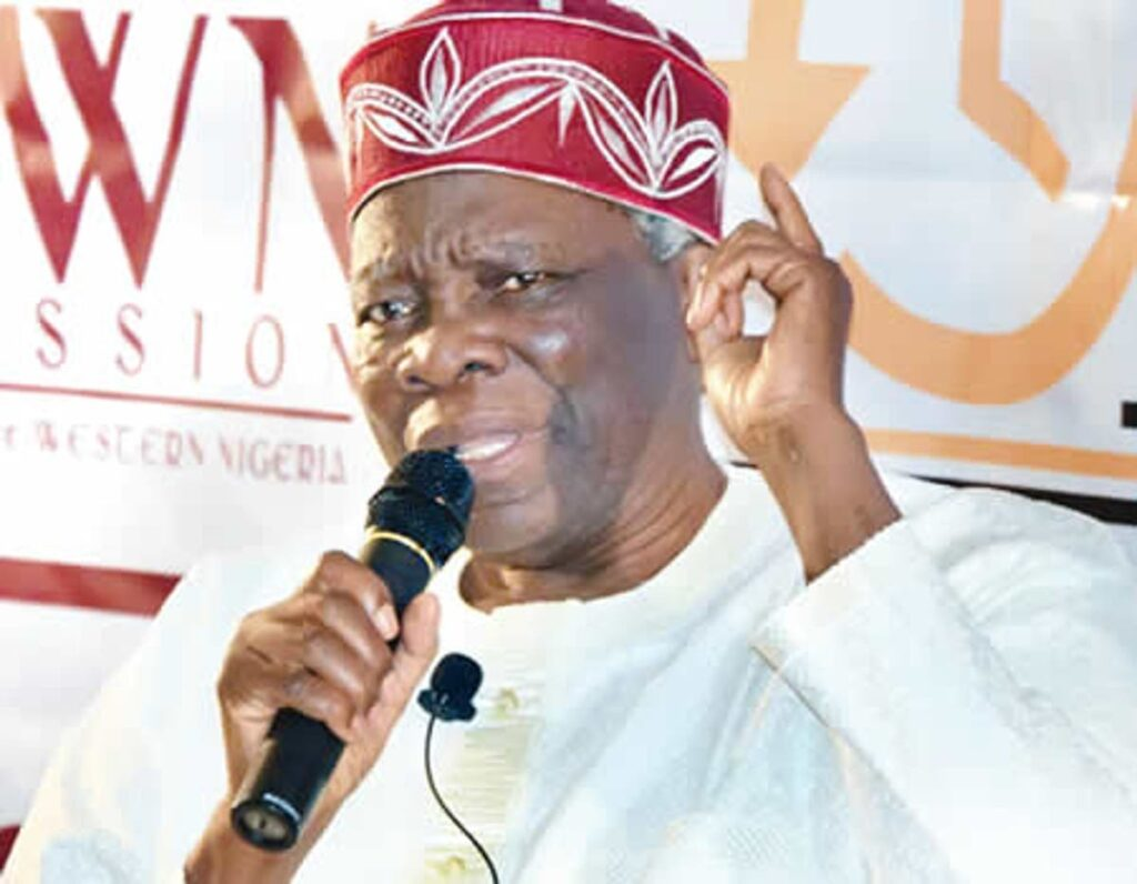 Akintola Reveals Why North Will Continue To Rule Nigeria Regardless Of Who's President