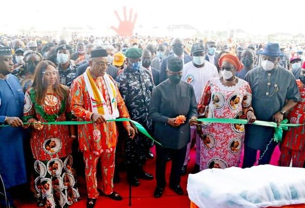 Akwa Ibom building international worship centre, opens Dakkada Tower