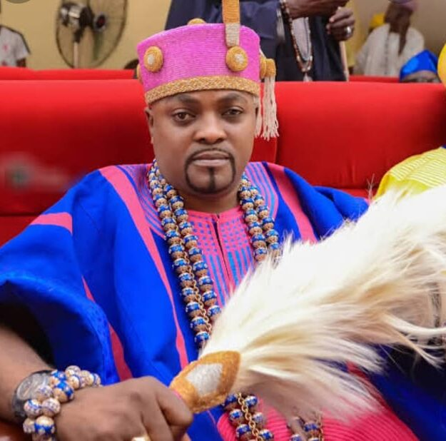 Amidst fraud allegations, N150m indebtedness, wife battery, here's how Oba Tejuoso defended himself