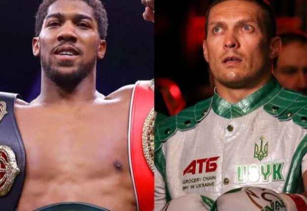 Anthony Joshua faces tough title defence against Usyk