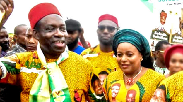 APGA launches Anambra governorship election campaign, Soludo gets party's flag