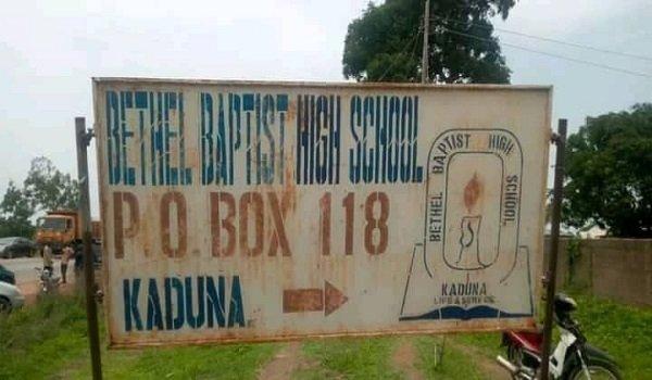 Bandits release 10 Bethel Baptist School pupils, hold 21