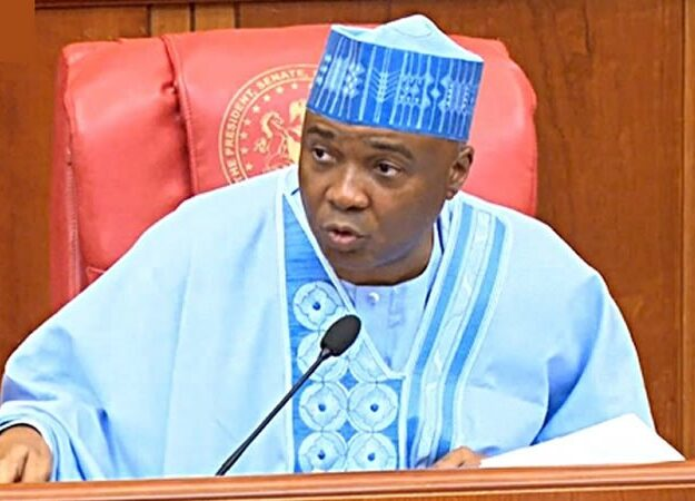 Be guided by national interest, Saraki tells N'Assembly panel