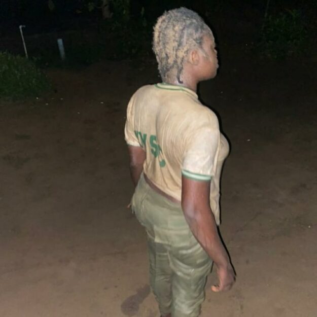 Breaking: Military arrests female officer who maltreated NYSC member
