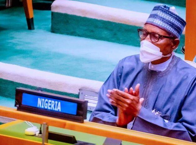 Buhari's address UNGA, singles out German's Merkel (Full text)