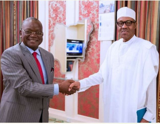 Buhari's Lopsided Appointments Worsening Nigeria's Division – Governor Ortom