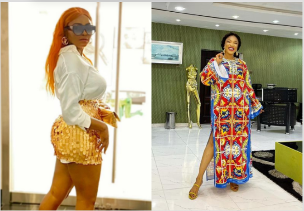 Don't mention the runs girls involved in the s*x tape – Sonia ogiri chides Tonto Dikeh