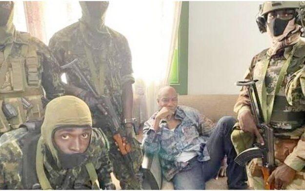 ECOWAS sanctions Guinea over coup
