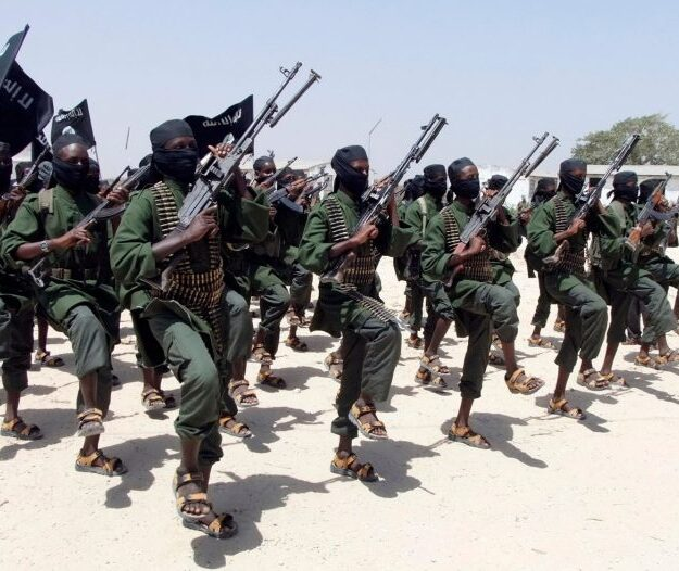 Foreign forces invade Nigeria