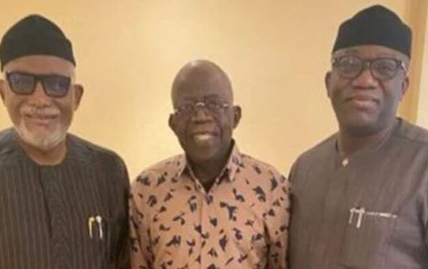 FULL LIST: Buhari, Gbaja, Govs, 25 Other Politicians Who Visited Tinubu In London Within Two Months (Photos)