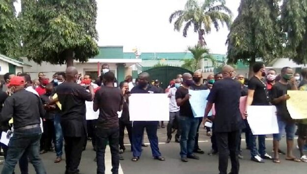 Ghana trade union resumes clampdown on Nigerian businesses, others