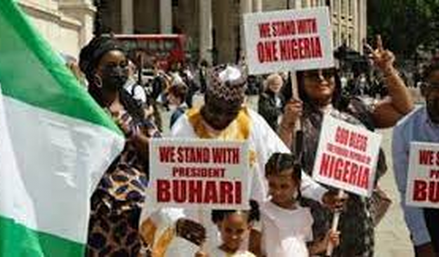 Group organises counter-rally as Akintoye's group, other secessionists continue protests in New York