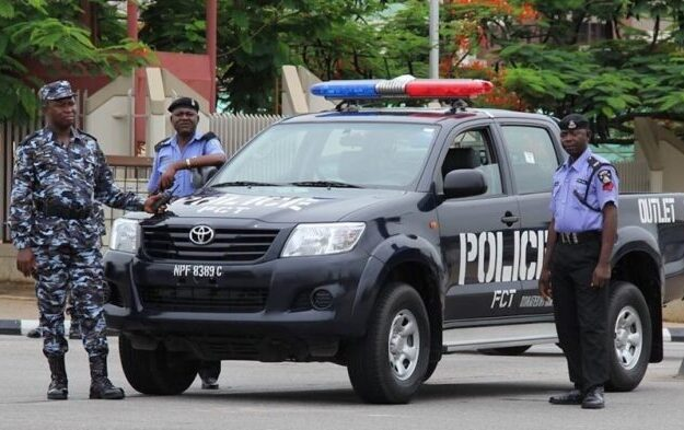 Gunmen kill three Policemen, set vehicle ablaze in Anambra