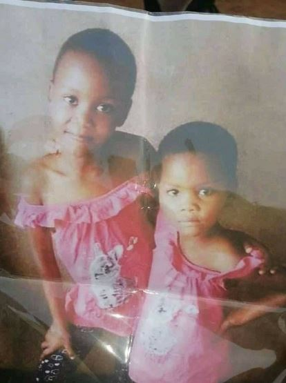 Heartbreaking! Lifeless Bodies Of Two South African Sisters Found In Bushes Three week After They Went Missing