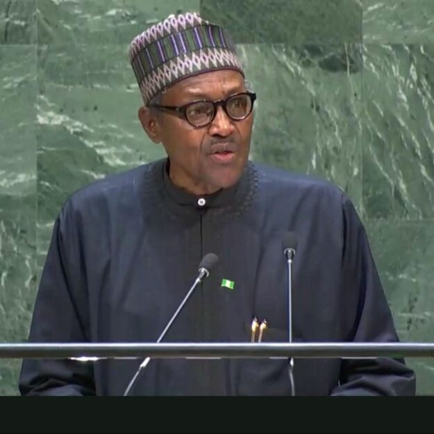How We Built Hospitals Across Nigeria To Contain COVID-19 – Buhari To World Leaders