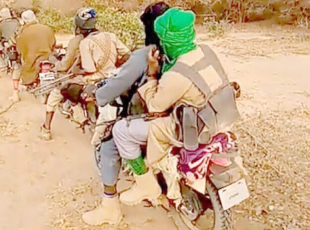 Hunger, anger as bandits mount roadblock in Katsina