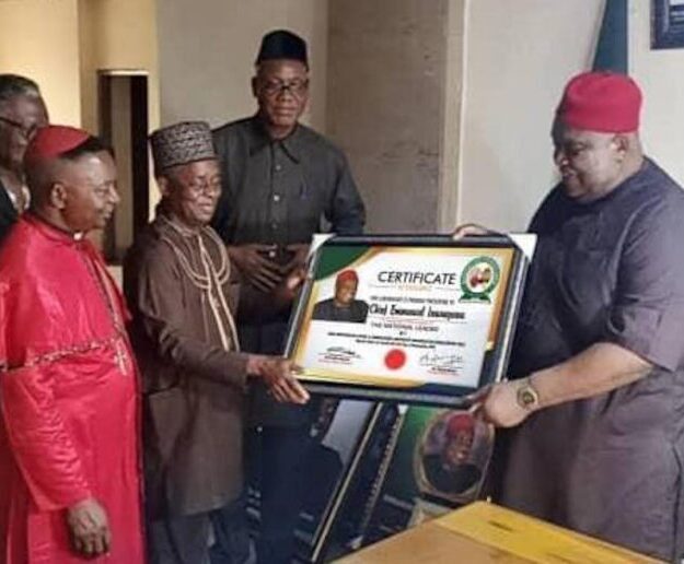 Igbo elders, stakeholders appoint Iwuanyanwu national leader