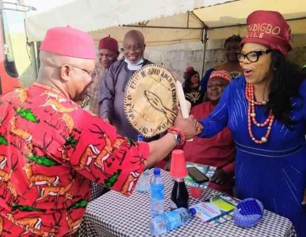 Ikorodu Igbo community installs Agunbiade, OMEMMA NDIGBO 1