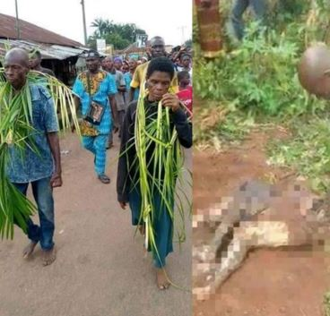 Imo Police Reacts To Murder Of Man By His Family For Being Too Stubborn