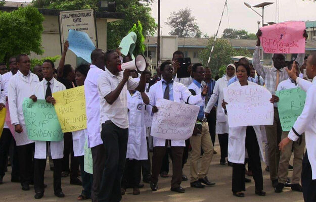 Industrial Court Abuja orders resident doctors to call off strike