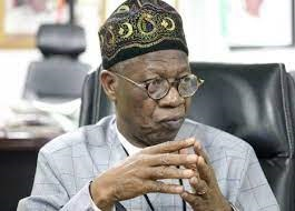 Insecurity: Nigeria's Image Suffering Due to Media Reports – Lai Mohammed